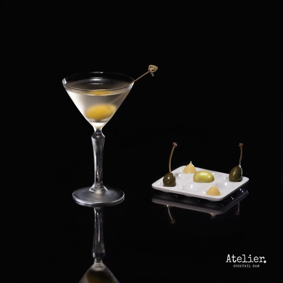 imagen cocktail Martini Perfect
