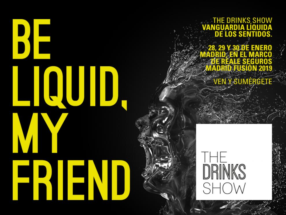 imagen THE DRINKS SHOW feria internacional en Madrid