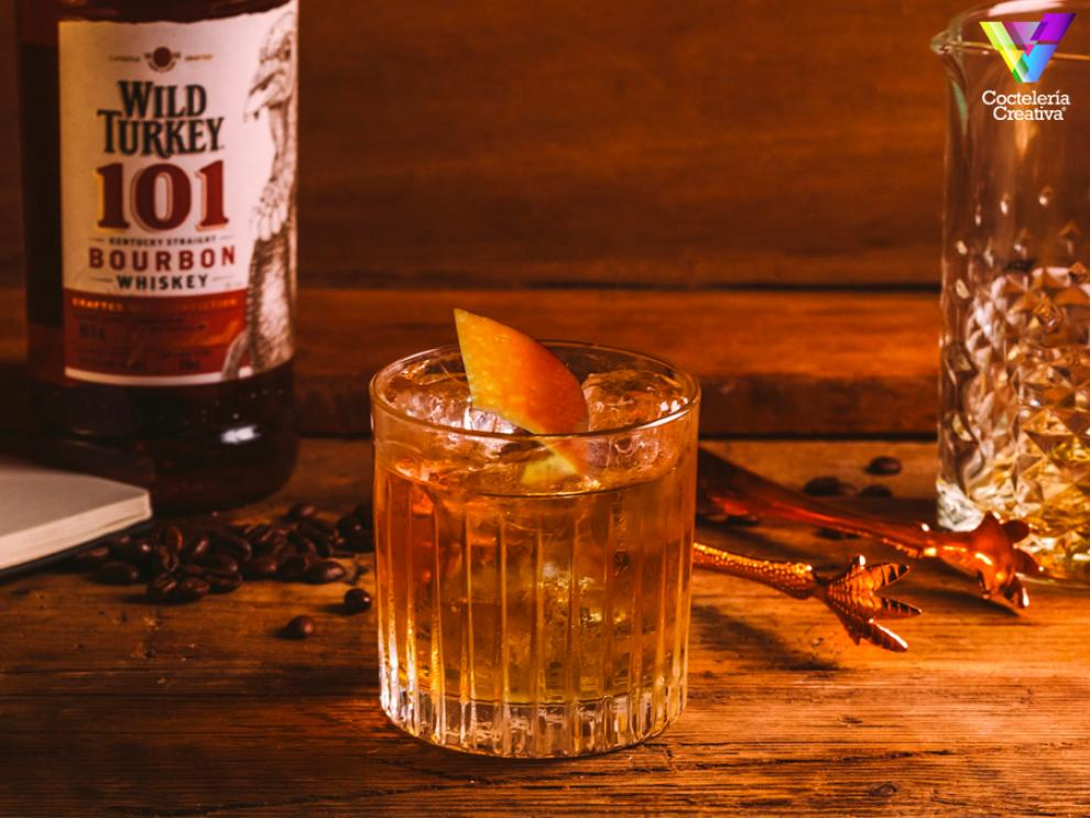 imagen del old fashioned wild turkey 101